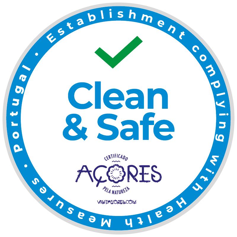 Selo Clean&Safe (cores)